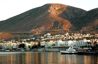 Santorini Thira Heraklion Praamid