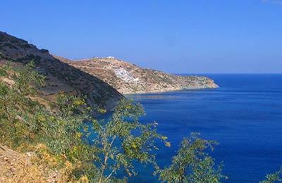 Patmos Syros Praamid