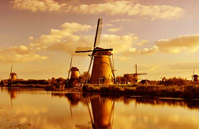 Holland Praamid