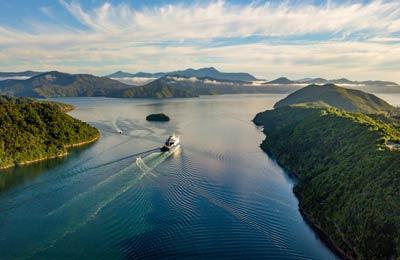 Uus-Meremaa Praamid