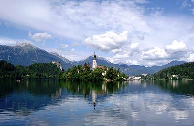 Sloveenia Praamid