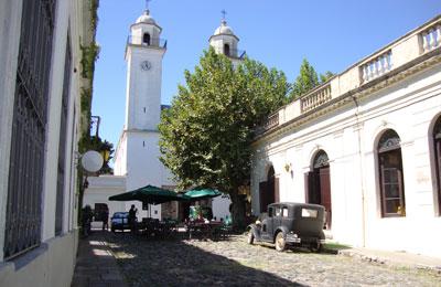 Colonia Praamid