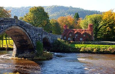 Wales Praamid