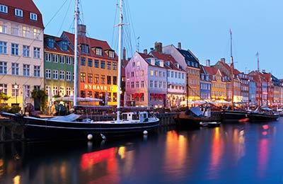 Copenhagen Praamid