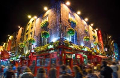 Dublin Praamid
