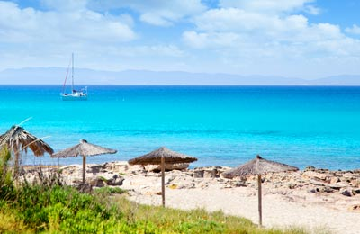 Formentera Praamid