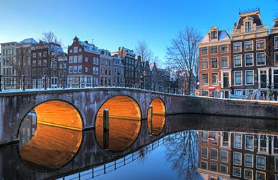 Amsterdam IJmuiden Praamid